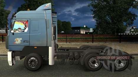МАЗ 5440 A8 для Euro Truck Simulator 2
