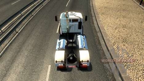Mercedes-Benz 1518 для Euro Truck Simulator 2