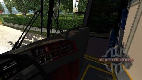 EAA Bus V1.5.1 для Euro Truck Simulator 2