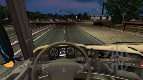 Scania 4 Baltic для Euro Truck Simulator 2