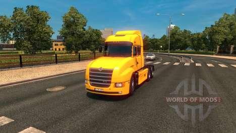 Урал 6464 для Euro Truck Simulator 2