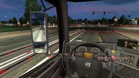 Volvo VNL 670 Urban Camo Skin для Euro Truck Simulator 2