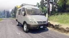 ГАЗ-27527 4x4 Соболь
