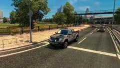 Ford F-150 SVT Raptor для Euro Truck Simulator 2