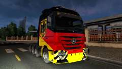 Mercedes-Benz Actros 4160 SLT 8x4 Titan