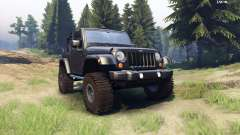 Jeep Wrangler black