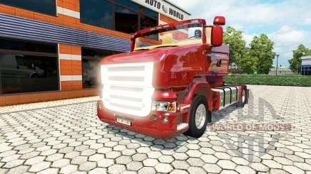 Scania R999 V8 для Euro Truck Simulator 2