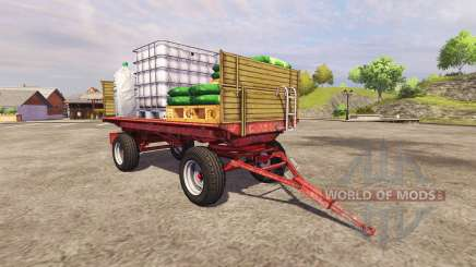 Krone Emsland Service для Farming Simulator 2013