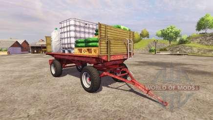 Krone Emsland Service для Farming Simulator 2013