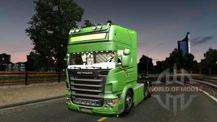 Scania R620 Bring 2.0 для Euro Truck Simulator 2