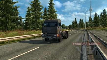 КамАЗ-6460 для Euro Truck Simulator 2
