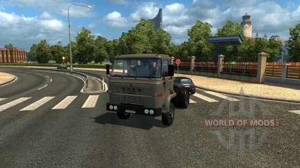 FSC Star 200 для Euro Truck Simulator 2