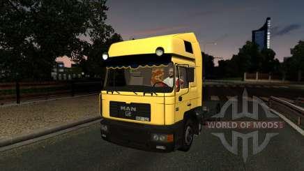 MAN F2000 для Euro Truck Simulator 2