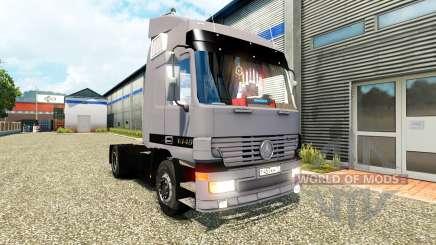 Mercedes-Benz Actros MP1 для Euro Truck Simulator 2