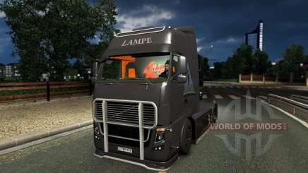 Volvo FH The Xtreme для Euro Truck Simulator 2
