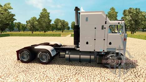 Kenworth K100 v2.4 для Euro Truck Simulator 2