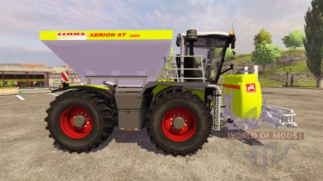 CLAAS Xerion 3800 SaddleTrac v3.0 для Farming Simulator 2013