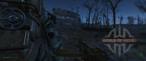 Фикс мониторов 2560x1080 для Fallout 4
