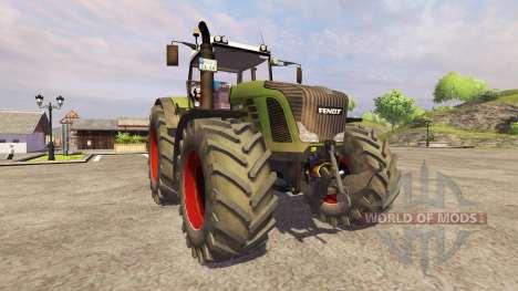 Fendt 936 Vario v7.0 для Farming Simulator 2013