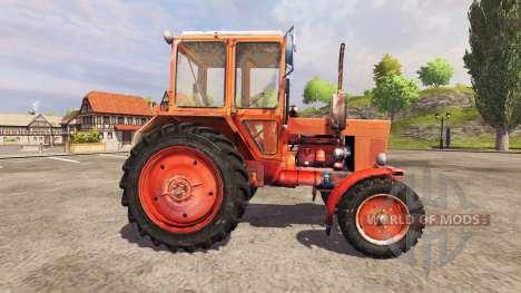 МТЗ-80 v2.0 для Farming Simulator 2013