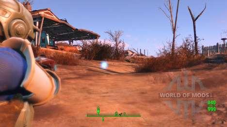 Чит на самое мощное оружие для Fallout 4