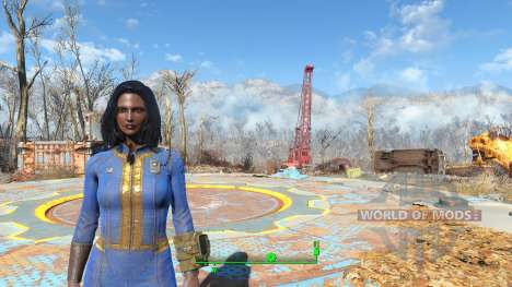 Exotic Chocolate для Fallout 4
