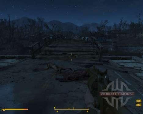 Фикс для разрешения 1280x1024 для Fallout 4