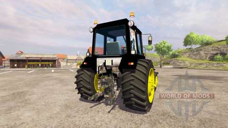 МТЗ-82 [чёрный] для Farming Simulator 2013