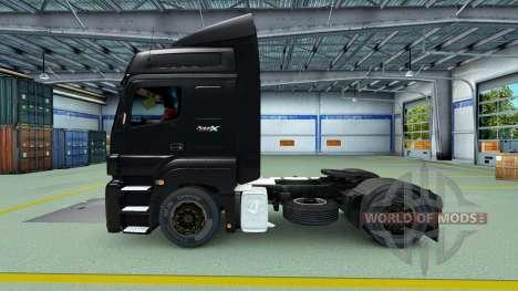 Mercedes-Benz Axor v2.0 для Euro Truck Simulator 2