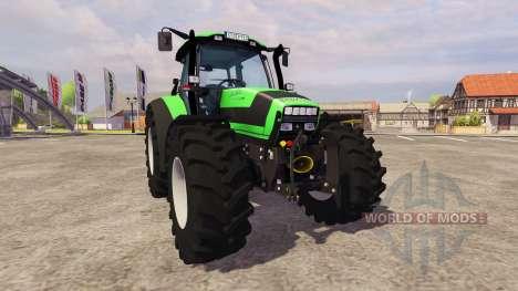 Deutz-Fahr Agrotron 1145 TTV v2.0 для Farming Simulator 2013