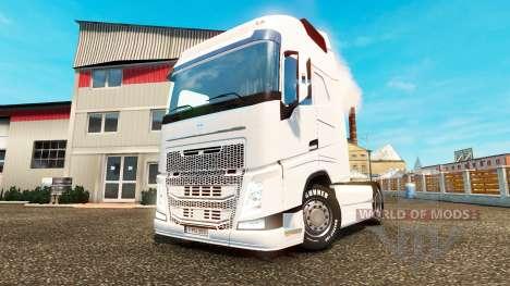 Volvo FH16 2013 [fixed] для Euro Truck Simulator 2