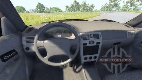ВАЗ-2170 Лада Приора для BeamNG Drive