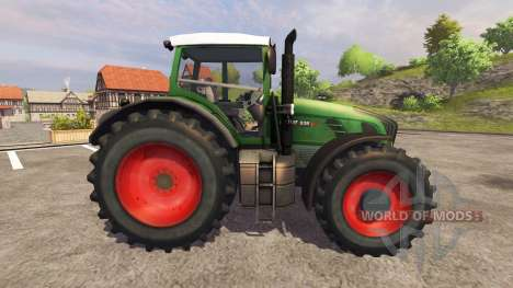 Fendt 936 Vario v3.0 для Farming Simulator 2013