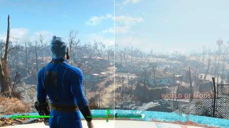 VOGUE ENB - Realism для Fallout 4
