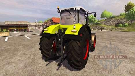 CLAAS Axion 950 v1.2 для Farming Simulator 2013