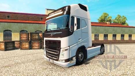 Volvo FH4 2013 для Euro Truck Simulator 2