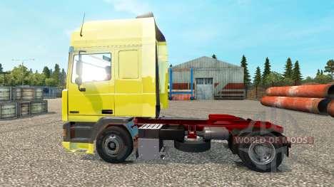 DAF FT 95.430ATi Super Space Cab для Euro Truck Simulator 2