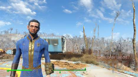 Авраам Линкольн для Fallout 4
