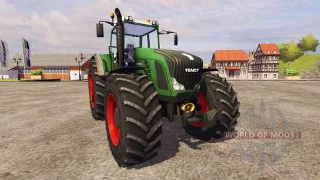 Fendt 936 Vario v2.0 для Farming Simulator 2013
