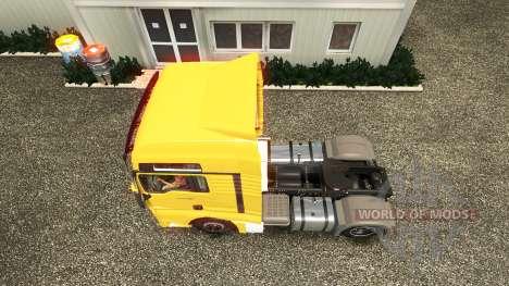 MAN TGX Euro 6 v2.0 для Euro Truck Simulator 2