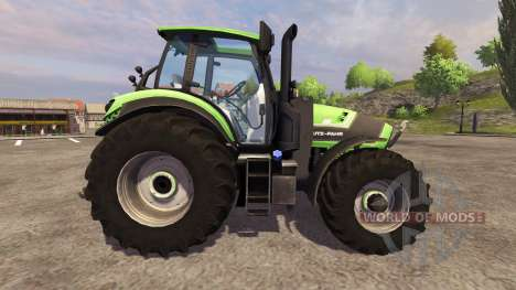 Deutz-Fahr Agrotron 6190 TTV для Farming Simulator 2013
