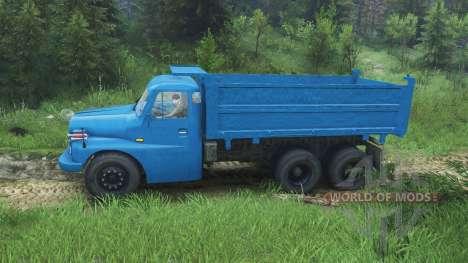 Tatra 148 [08.11.15] для Spin Tires