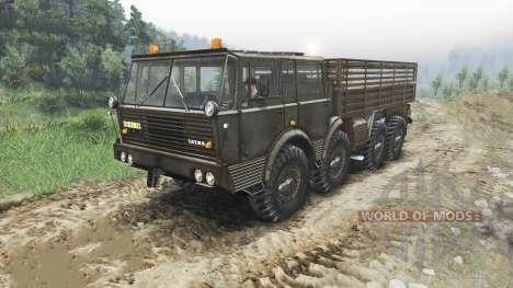 Tatra 813 KOLOS для Spin Tires