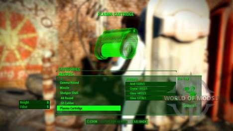 Крафт боеприпасов для Fallout 4