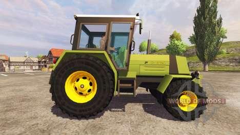 Fortschritt Zt 323-A для Farming Simulator 2013