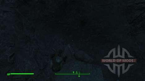 Отключение урона от падения для Fallout 4