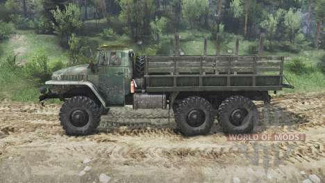 Урал-375 [08.11.15] для Spin Tires