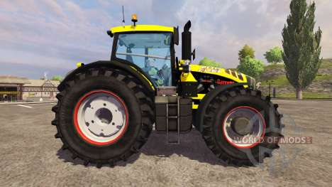 Fendt 939 Vario [yellow bull] для Farming Simulator 2013
