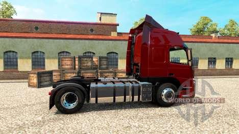 Volvo FM13 v2.2 для Euro Truck Simulator 2