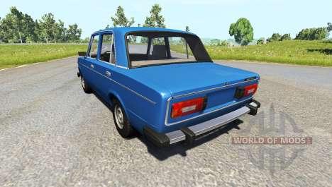 ВАЗ-2106 v3.0 для BeamNG Drive